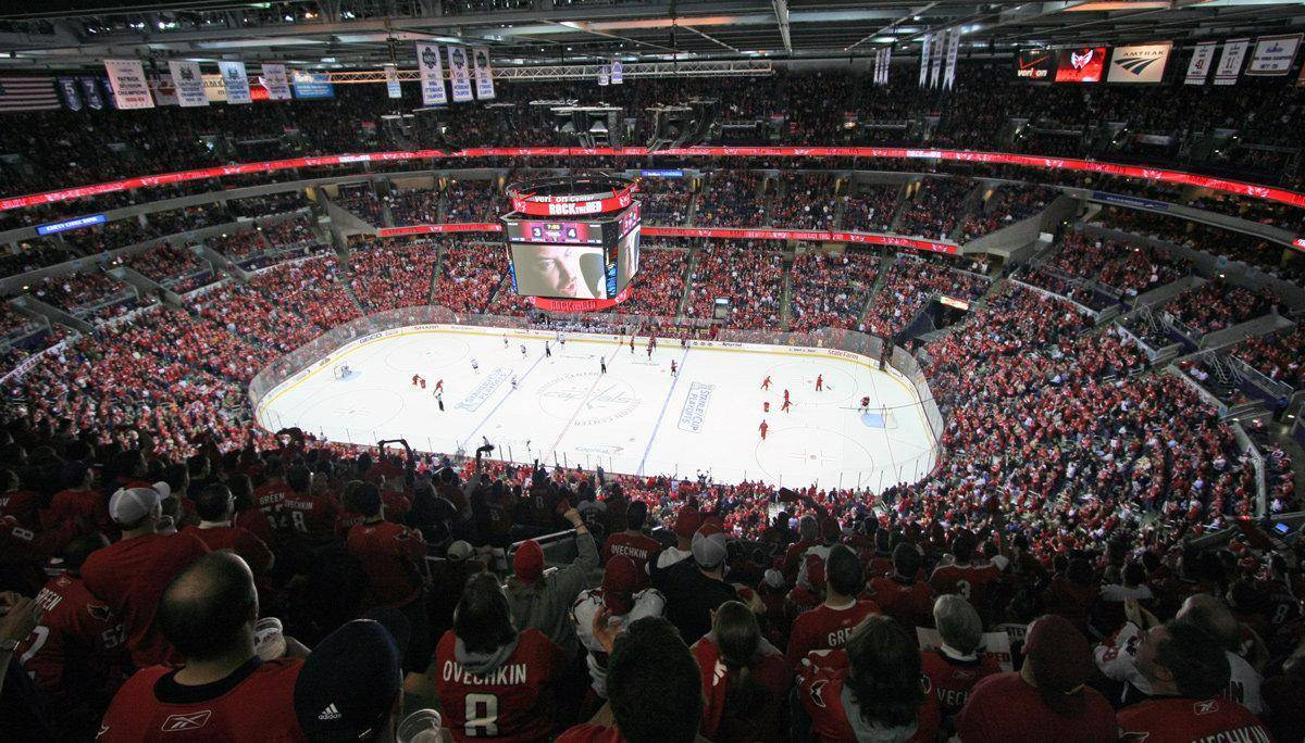 washington capitals stadion