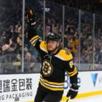 boston bruins david pastrnak