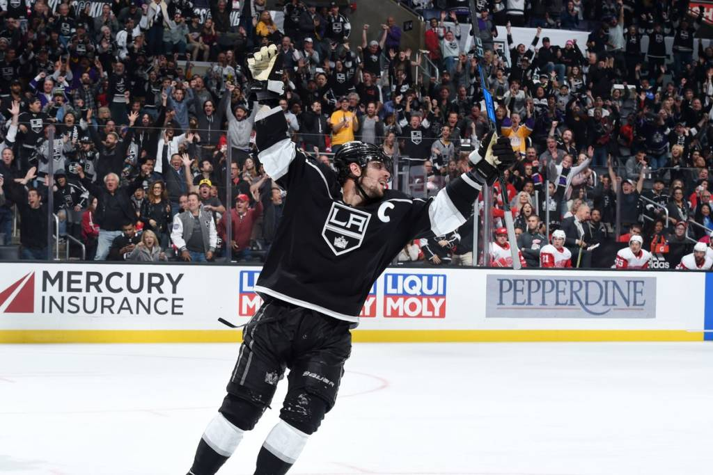 la kings anze kopitar