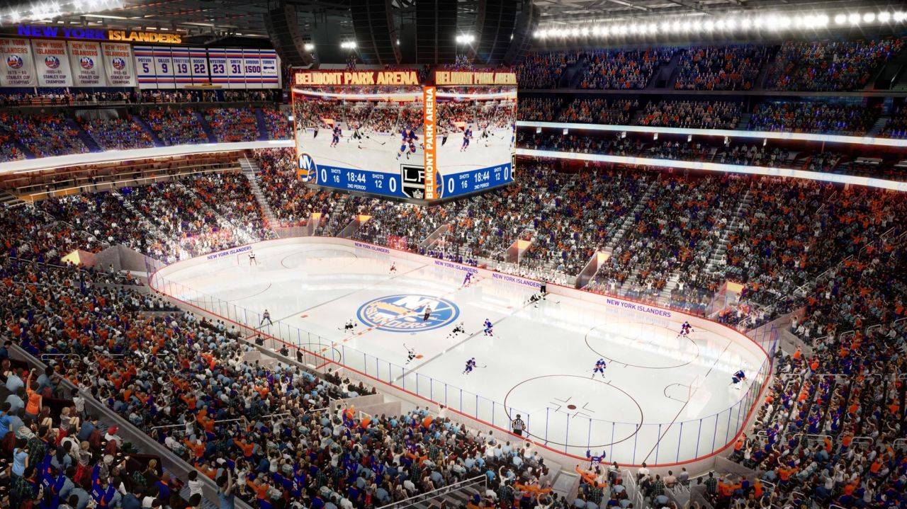 ny islanders barclays center stadion