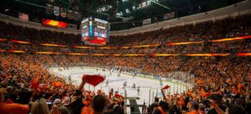 anaheim ducks honda center stadion
