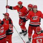 carolina hurricanes hraci