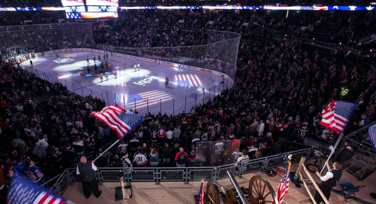 columbus blue jackets nationwide arena stadion