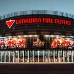 ottawa senators canadian tire center