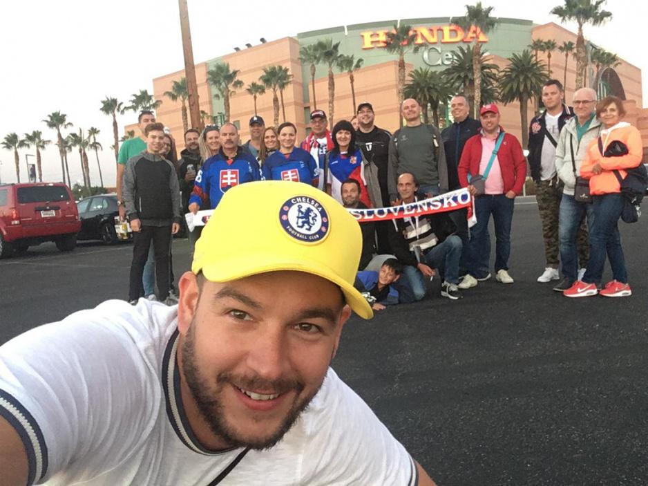 kalifornia nhl hokejtour foto